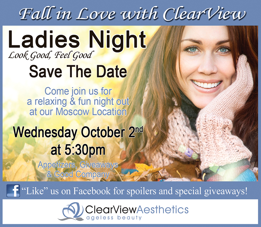 Ladies Night Save the Date